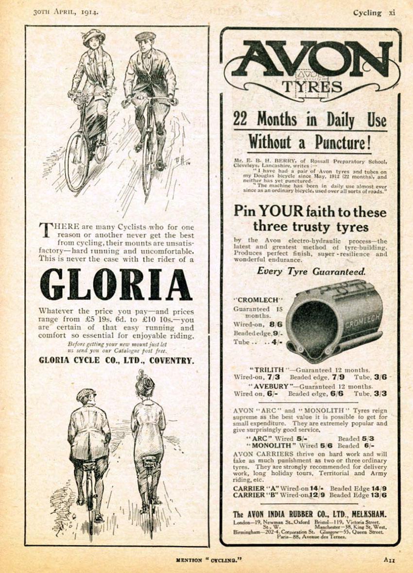 1913 Triumph Gloria 44