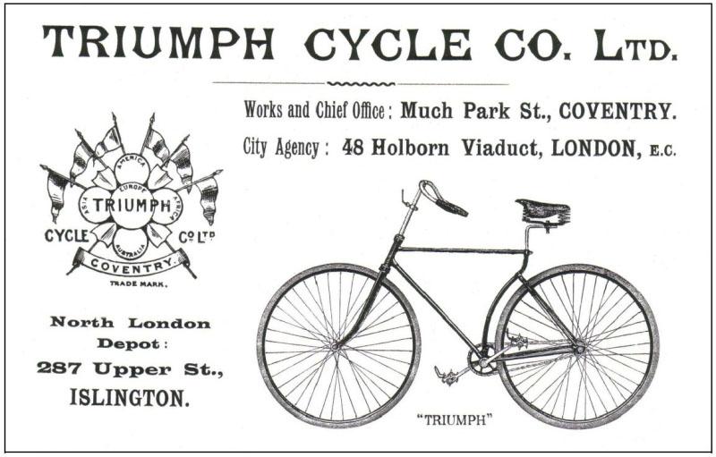1891 TRIUMPH