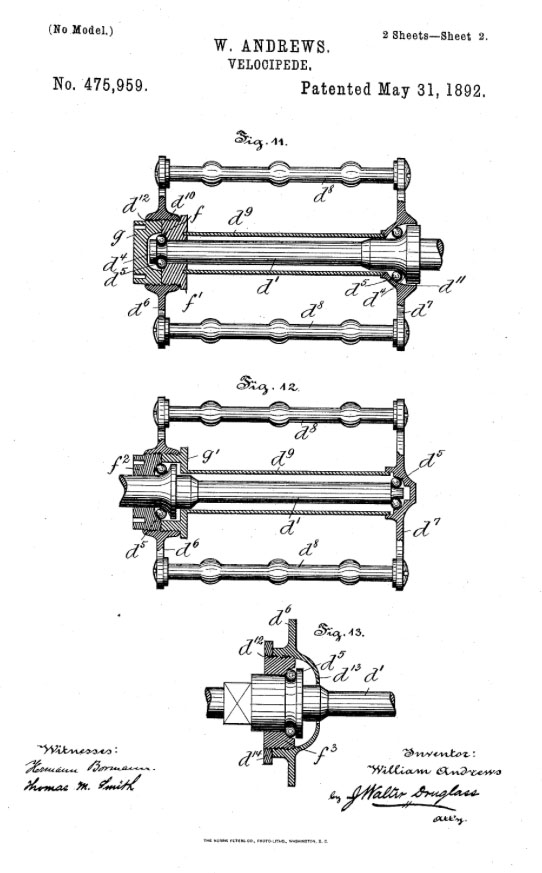 1892 Wm Andrews patent 2