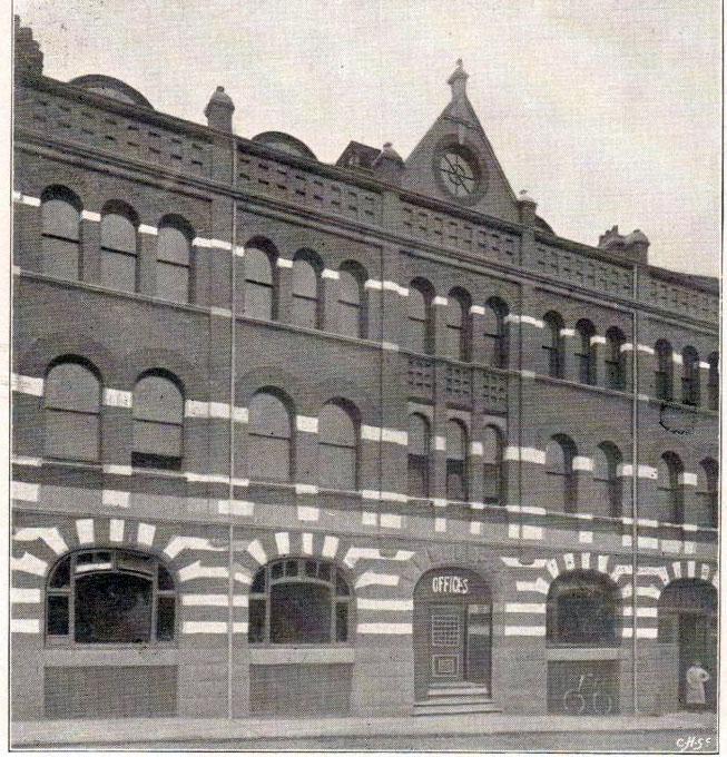 1896 Triumph FACTORY