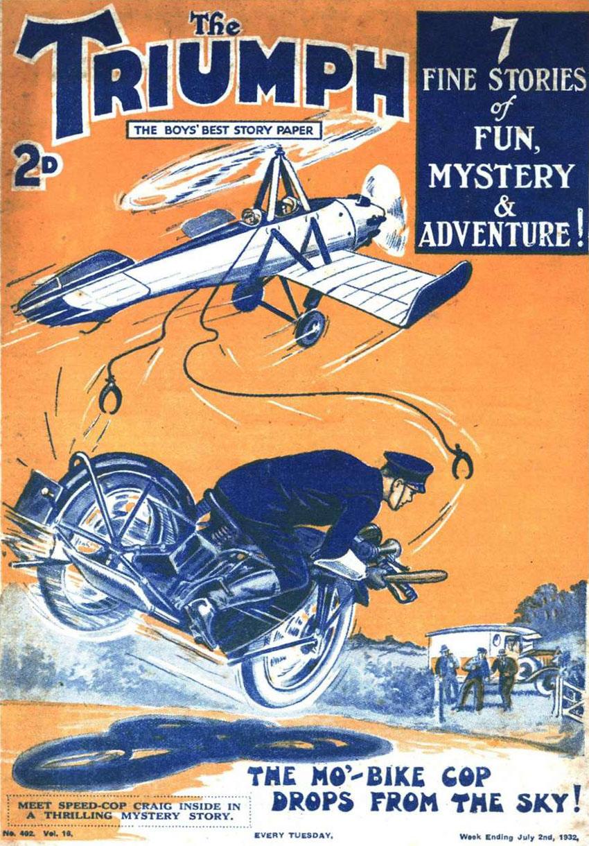 1932 Triumph 0