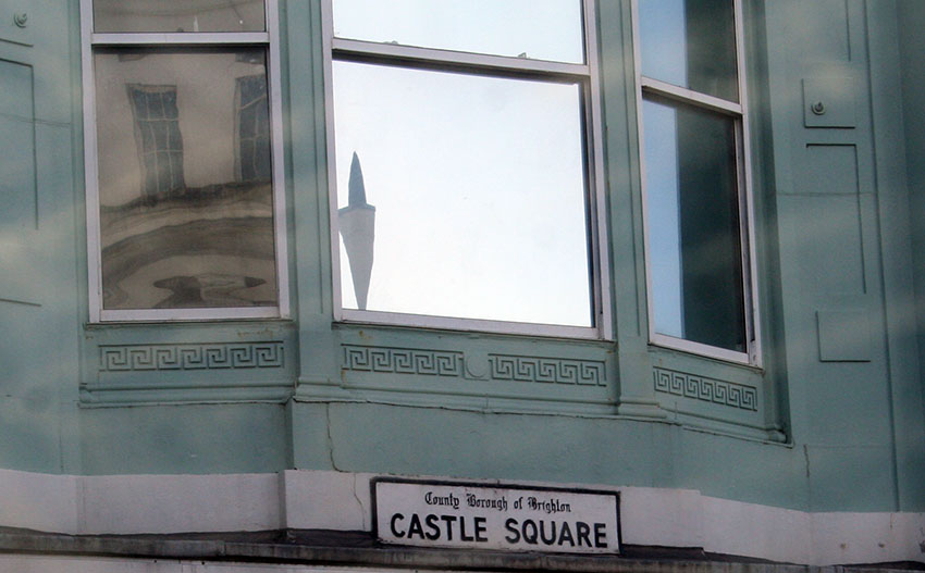 castle square brighton