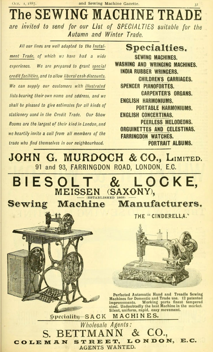 journal of domestic appliances 1887 bettman & co