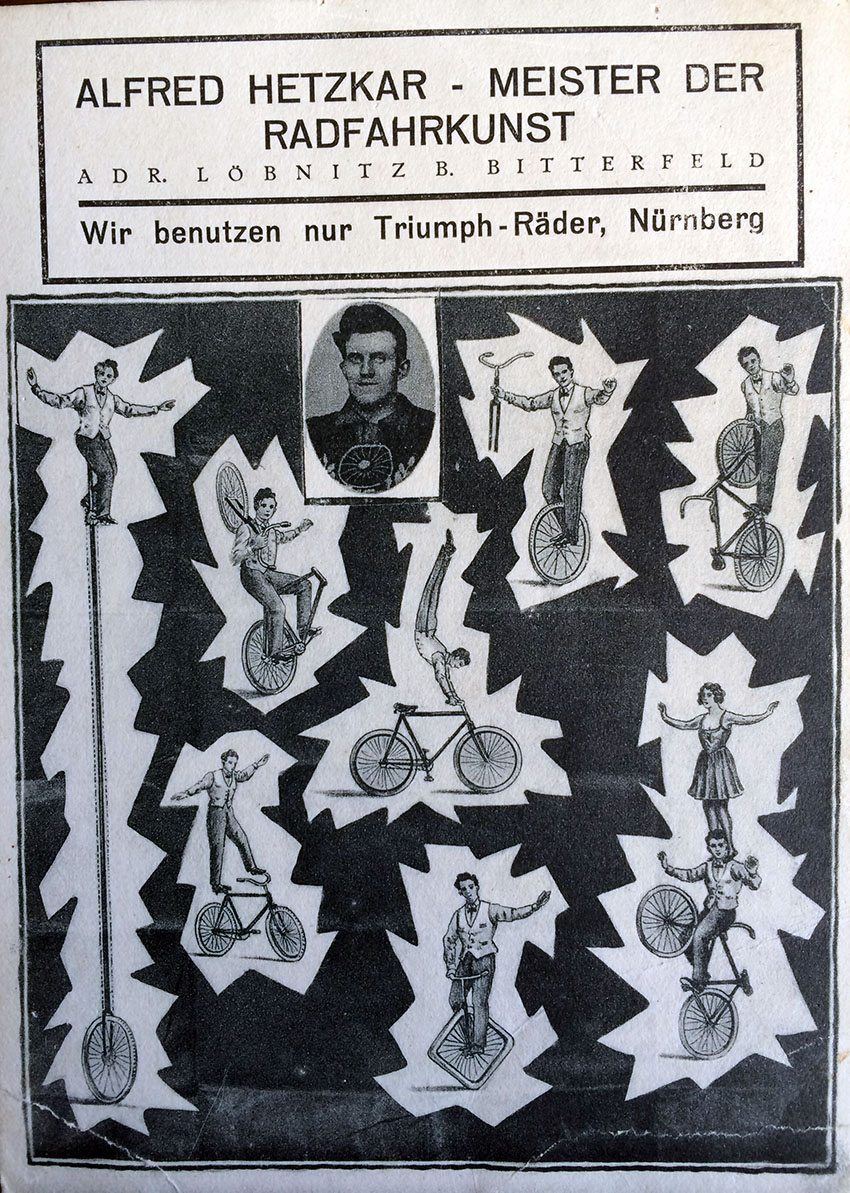 ALFRED HETZKAR TRIUMPH 1